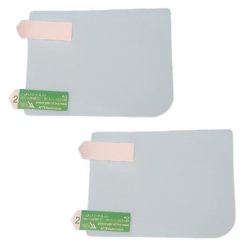 Full face screen protector for nintendo game boy dmg-01 - 2 pack clear