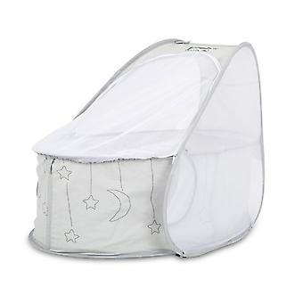 Koo-di Pop Up Travel Bassinet - Grey Baby Children sleep #200399