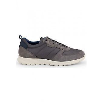 Geox - Schuhe - Sneakers - DAMIAN_U920HA_02214_C9004-ANTHRACITE - Herren - darkgray - 40