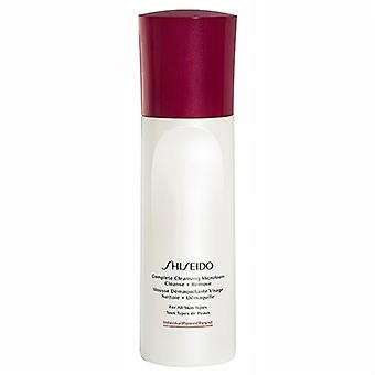 Shiseido Complete Cleansing Microfoam All Skin Types 6oz / 180ml