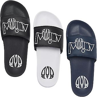 Animal Mens Casual Summer Slip On Beach Holiday Flip Flops Sliders Shoes