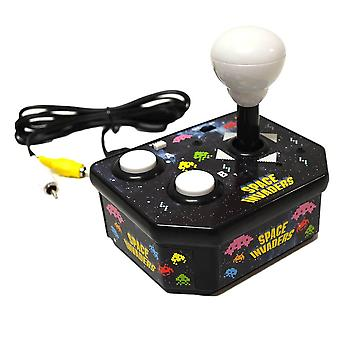 Retro Space Invaders TV Plug N Play Game