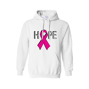 Unisex Hoodie Breast Cancer Awareness Hope
