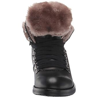 Steven by Steve Madden Womens Paloma Leather Closed Toe Ankle Fashion Boots