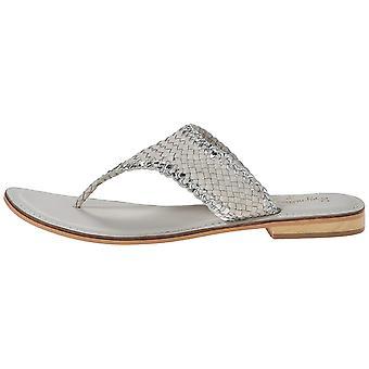 Seychelles Womens Libra Leather Open Toe Beach Slide Sandals