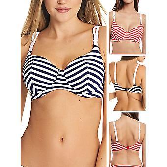 Drift Away Plunge Bikini Top