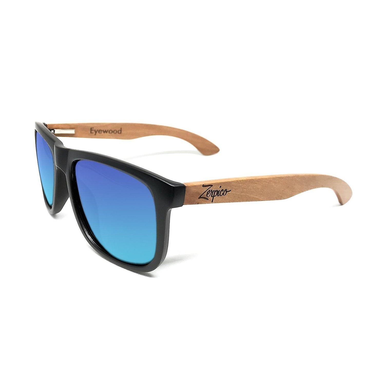 Eyewood Sunglasses - Wayfarer - Lagoon