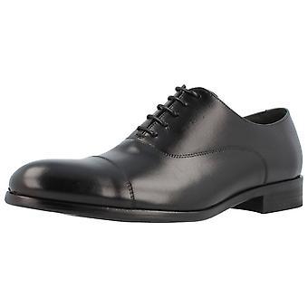 Angel Infantes Zapatos De Vestir 92052 Color Negro