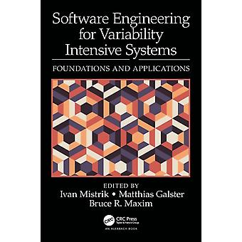 Software Engineering for Variability Intensive Systems  Foundations and Applications by Mistrik & Ivan