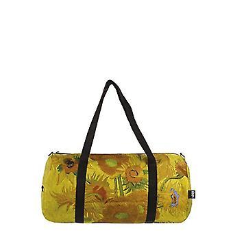 LOQI VAN GOGH Sunflowers Weekender Gym - 25 cm - 15 liters - Yellow (Sunflowers)