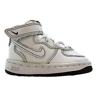 Nike Baby Force 1 Mid White/Black 624051-115 Toddler