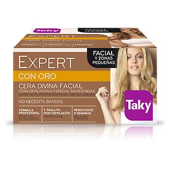 Taky Expert Depilatory Wax with Divine gold Facial 100 ml