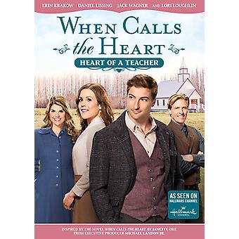 When Calls the Heart: Heart of a Teacher [DVD] USA import