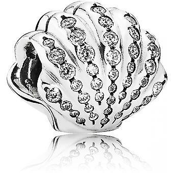 Charm Pandora Disney 791574CZ - Disney Ariel woman shell Charm