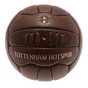トッテナム ・ ホットスパー FC 公式のレトロな遺産革サッカー