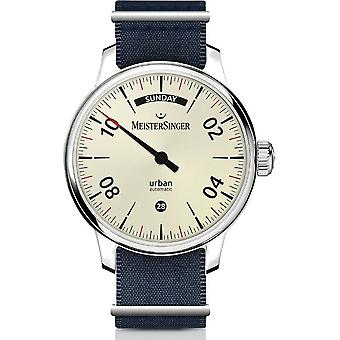 MasterSinger Men's Watch Form & Style Urban Day Date Automatic URDD913_SNY04