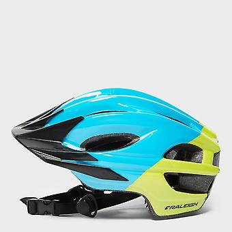 Nouveau Raleigh K.O.M. Segment Bicycle Bicycle Helmet Yellow