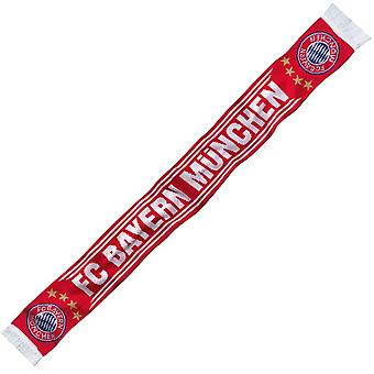FC Bayern Munich Named Scarf