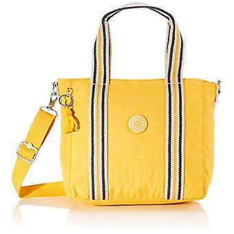 KiplingAsseni Mini Woman Bag Yellow (Vivid Yellow)33x21x14 Centimeters (B x H x T)
