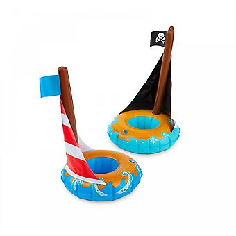 BigMouth Inc. Sail Boats Inflatable Beverage Boats