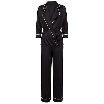 Bluebella 40227 Women's Wren Black Pyjama Set