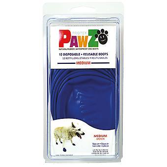 Pawz dog Botas Para Perro M (12Botas) (Dogs , Dog Clothes , Shoes)