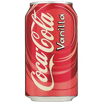 Coca Cola Us Vanila-( 591 Ml X 1 Bottles )