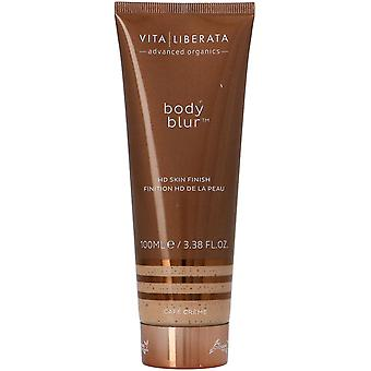 Vita Liberata Body Blur HD Skin Finish Self Tan Lotion Cafe Creme Fair 100ml