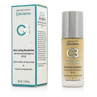 Exuviance Coverblend Skin Caring Foundation Spf20 - # Classic Beige - 30ml/1oz