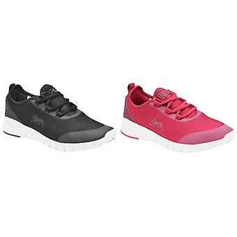 Lonsdale Womens/Ladies Zambia Lace Up Trainers
