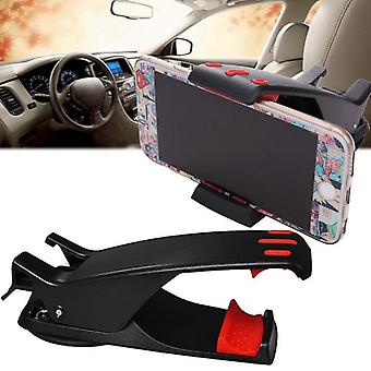 Universal car auto cd slot mount cradle holder stand for mobile phone