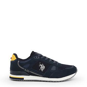 U.S. Polo Assn. Original Men Spring/Summer Sneakers - Blue Color 39035