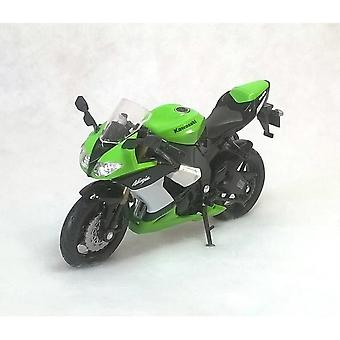 Welly '09 Kawasaki Ninja ZX 10R Model Motorbike  1:18