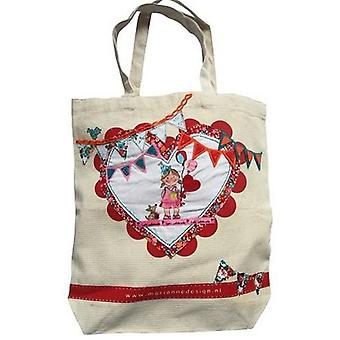 Marianne Design DIY bag canvas MDT001