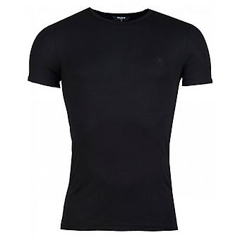 Balmain Modal Stretch Logo T-Shirt