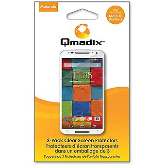 Qmadix Screen Protector for Motorola MotoX (2nd Gen)