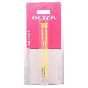 Beter Duply Double-tip tweezers Fine&slanted tip