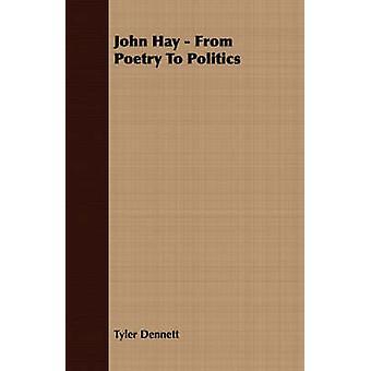 John Hay  From Poetry to Politics by Dennett & Tyler