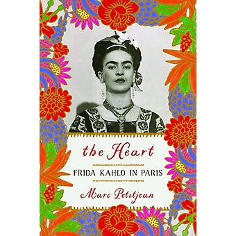 Heart Frida Kahlo In Paris by Marc Petitjean
