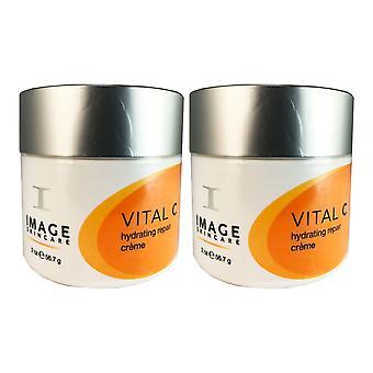 Image vital c hydrating repair face crème 2 oz duo pack