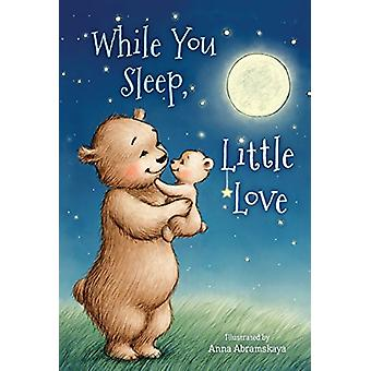 While You Sleep - Little Love (padded) by Michelle Prater Burke - 978