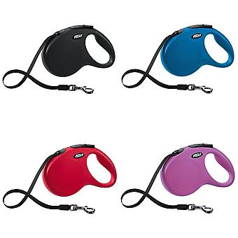 Flexi New Classic Retractable Tape Dog Leash