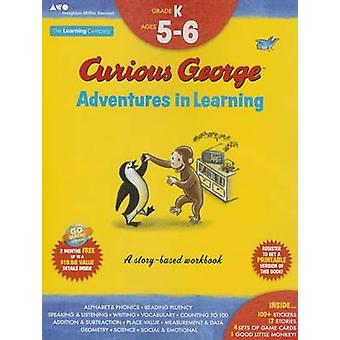 Curious George Adventures in Learning - Kindergarten - Story-Based Lea