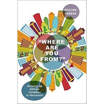 Where Are You From by Creese & Gillian