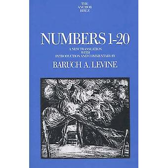 Numbers 1-20 - A New Translation with Introduction and Commentary by B