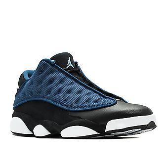 Air Jordan 13 Low 'Mutig Blue' - 310810-407-Schuhe