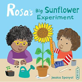 Rosas Big Sunflower Experiment par Jessica Spanyol