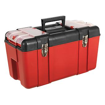 Sealey Ap536 Toolbox 595Mm With Tote Tray