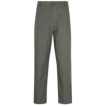 Armani Austausch verjüngt Bein Khaki grün Nylon Hose