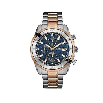 Guess W0746G1 Analogue Quartz with Stainless Steel Strap Men's Watch